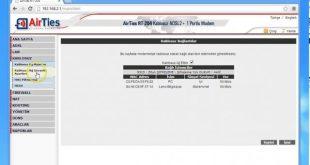 Ttnet Modem Wifi Şifre Değiştirme 1