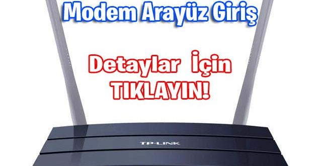 192.168.1.1 Giriş | Türk Telekom – SuperOnline – Ttnet