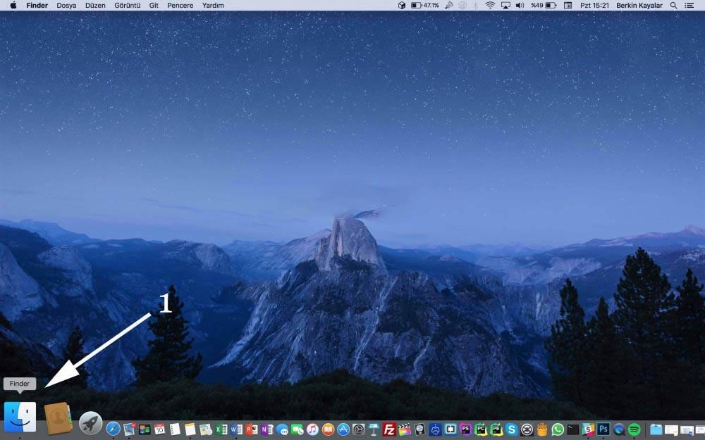Mac / Os / Iphone Wifi Şifre Unuttum!