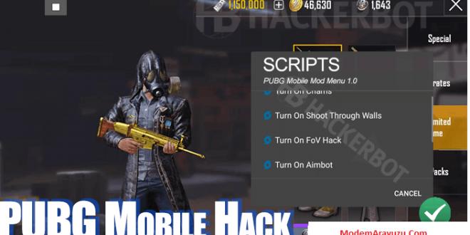 Memoryhackers Pubg Mobile Hile Güncel Çalışan Hilesi