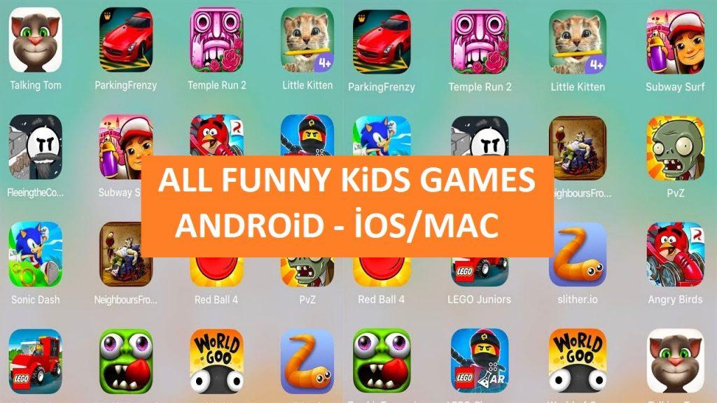 En Eğlenceli Oyunlar Tablet Ve Telefon