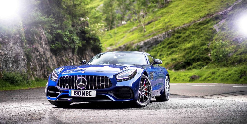 Mercedes AMG GT S Roadster UHD Car Wallpaper