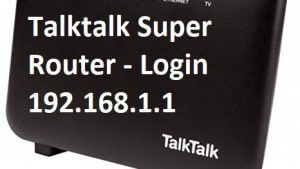 Talktalk Super Router 5