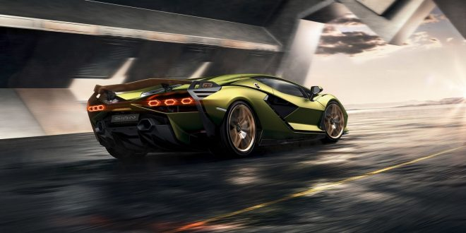 Lamborghini Sian 2020 Car UHD Wallpaper 1
