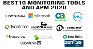 Best 10 Network Monitoring Tools Or APM 2020