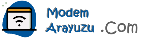 Modem arayüzü Router Interface | 192.168.1.1 – 192.168.l.l