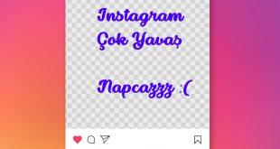 Instagram çok yavaş! Neden yavaş? Çözüm nedir? Cevap 2020 5