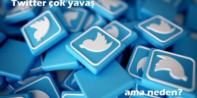 Twitter çok yavaş! Neden yavaş? Çözüm nedir? Cevap 2020 1