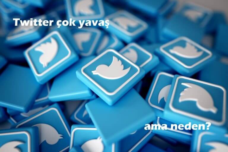 Twitter çok yavaş! Neden yavaş? Çözüm nedir? Cevap 2021